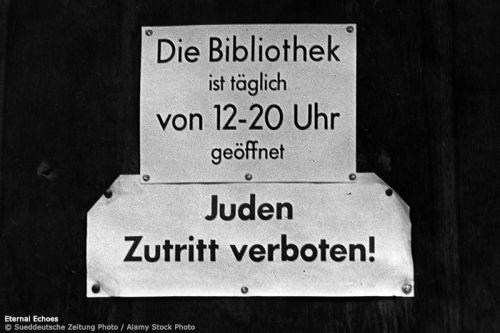 3-2 Livet förändras för judar i Tyskland