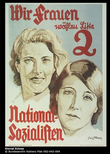 2-3 Poster women voters