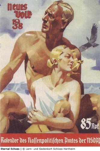 2-2 Poster Volksgemeinschaft