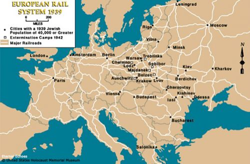 3-4 european rail system