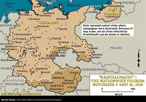 4-1 Map Kristallnacht
