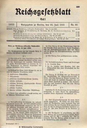 Reichsgesetzblatt